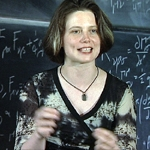 Cosmologist: Emma King: The Mathematician Who Can�t Add Up